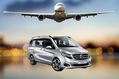 Imagen London Airport Arrival Transfer (any Airport to any Hotel) - PRIVATE TRANSFER