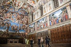 Exculsive After hours Sistine Chapel Raphael Rooms Private Tour