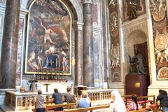 Skip-the-line Vatican Sistine Chapel St Peter Basilica & John Paul II Tomb Tour