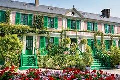 Imagen Excursión independiente a Giverny y la casa de Monet con transporte desde París