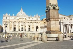 Hotel Pickup Fast Access Private Vatican Sistine Chapel & St Peter Basi