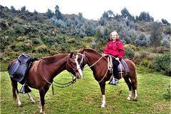 Imagen HORSEBACK RIDING CHACAN CHACAN MOUNTAIN AND TEMPLE OF THE MOON