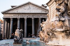 Pantheon Santa Maria Sopra Minerva Church & Bernini Elephant Guided Tour in Rome