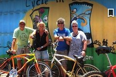 bicycle tour soweto