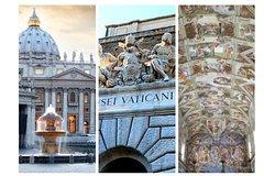 Private Vatican. Museum Basilica and Sistine Chapel Tour