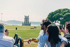 Imagen Visita turística combinada en Lisboa: excursión en autobús con paradas libres por Lisboa con cuatro rutas con tranvía
