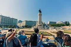 Imagen Excursión por Lisboa, todo en uno, con paradas libres, en tranvía y autobús, con crucero por el río
