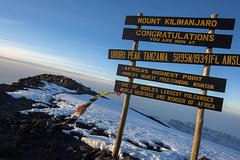 6 Days 5 Nights - Mount Kilimanjaro Trek (Machame Route)