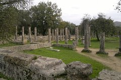 Ancient Olympia Tour Taxi or Van