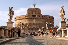 Rome's Castle and Mysteries Private Tour
