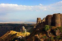 Daily private tour to SaghmosavankOhanavankArmenian Alphabet MonumentAmberd