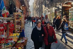 Full-day Naples walking tour