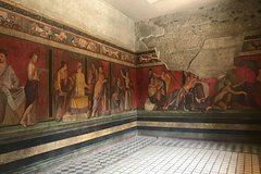 Private Tour of Pompeii with Villa Dei Misteri