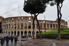 Ancient Rome and Baroque tour lasting 4 hours