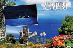 Capri Private Day Tour from Rome