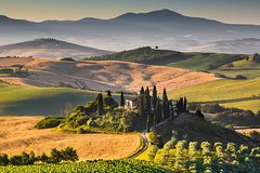 Day Tour of Tuscany from Rome - 12 Hours (private cab)
