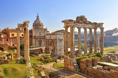 ANCIENT ROME AND COLOSSEUM PRIVATE TOUR