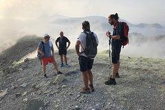 New! Trekking Tour to Aeolian Islands 8 days