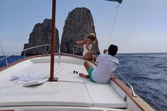 Capri Private Boat Tour from Capri (3 hours)