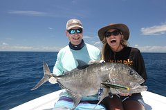 Port Douglas Inshore fishing trips - Shared Charters