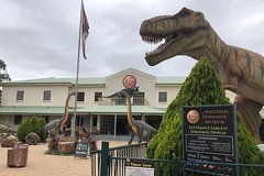 Nicholls Australian Capital Territory National Dinosaur Museum Family Ticket 128781P2