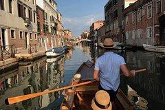 Venetian Rowing Lesson