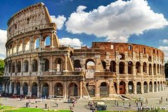 Ancient Rome: Colosseum Gladiator's Gate & Roman Forum Group Tour