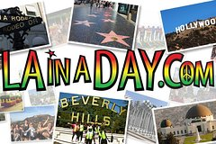 The Best of LA, Hollywood, Beverly Hills and Beaches from Anaheim