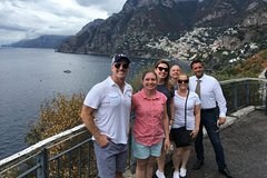 Private Tour Amalfi Ravello and Pompeii from Positano
