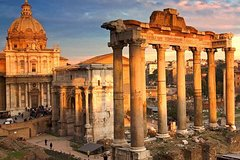 VIP Colosseum Top Tiers & Ancient Rome Tour