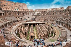 VIP Ancient Rome & Colosseum Underground Tour