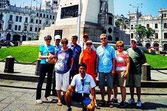 Imagen Lima Walking City Tour from Jorge Chavez Airport