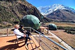Imagen 4 Day Salkantay Trek to Machu Picchu by Domes