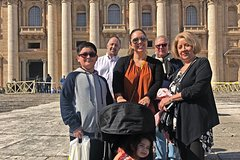 Private Vatican Tour w Sistine Chapel & St Peters Basilica by Alessandr