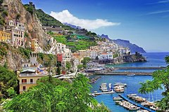 Transfer From Rome (Airports) To Amalfi