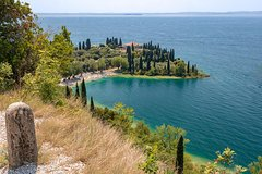 E-MTB THE TWO PANORAMAS OF LAKE GARDA - CRERO AND ALBISANO
