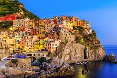 Charming Cinque Terre Shore Excursion from La Spezia