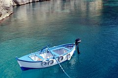 Otranto Boat Cruise Experience from Castro