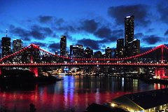 Brisbane City Lights Private Evening Tour