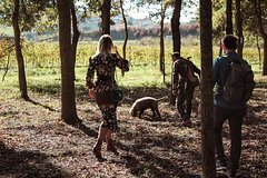 Truffle Hunt, Cooking Class & Wine Tasting