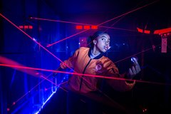 Manchester United Kingdom The Crystal Maze LIVE Experience 123506P1