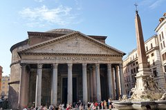 Exploring Romes Open-Air Masterpieces:Piazza Navona & the Pantheon