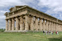 Private tour to Paestum with private guide and Buffalo Mozzarella farm