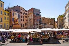 Tasting the Flavors of Rome in the Campo de Fiori