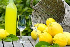Limoncello, Oil & Inlaid Tour