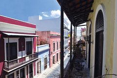 Ver la ciudad,Tour por el Viejo San Juan