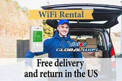 Imagen WiFi Rental in The UK  - Free delivery and return anywhere in the US