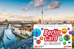 Imagen Berlin WelcomeCard All Inclusive: Berlin Attractions and Public Transport