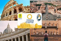 Omnia Vatican and Rome Pass Including Hop-On Hop-Off and Fast Track Entry