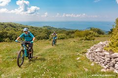 E-MTB TOUR LAKE GARDA - ON THE WORLD CREST - IL FORTE DI NAOLE